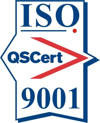 certificare în conformitate cu iso 9001 qscert