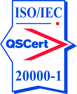 ISO/IEC 20000-1 Certification mark