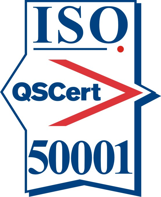 EXAMPLE: Certificate ISO 50001